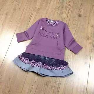 ❤清倉價❤純棉蛋糕裙