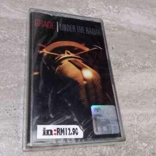 Grade - Under the radar original cassette