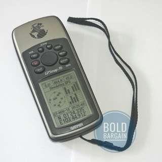 Garmin GPSmap 76 High Quality Handheld GPS Navigation Device
