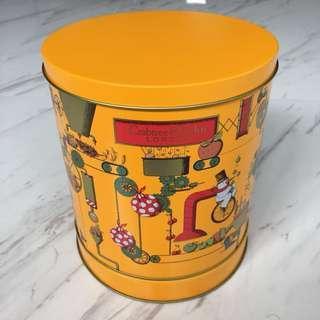 Crabtree & Evelyn London Hand Cream Musical Metal Box