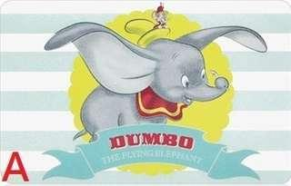 🚚 迪士尼系列悠遊卡-小飛象 橫、直 兩款可挑 Dumbo