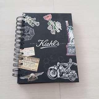 Buku kiehls note