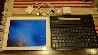🚚 iPad 3 Wi-Fi + Logistic keyboard