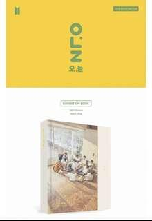 [DIRECT] 2018 BTS Exhibition Book [오,늘] Photobook