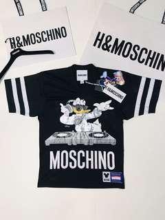 H&Moschino DJ Donald Jersey (Black)