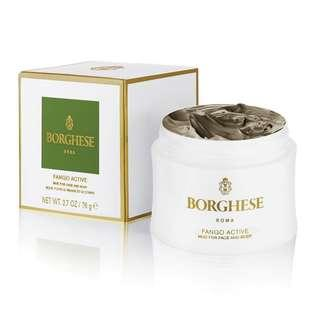 Borghese Fango Active Mud for Face and Body 礦物營養美膚泥漿 76g