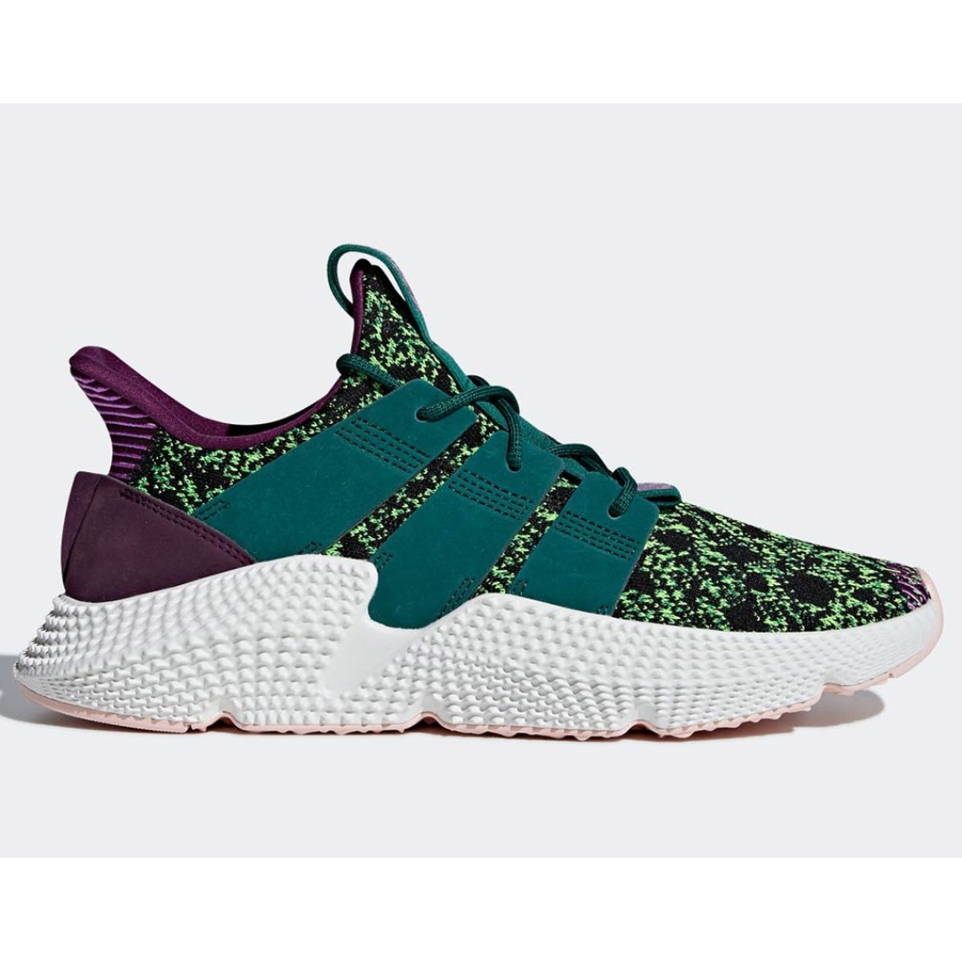 addd136510d STEAL Adidas Prophere X Dragon Ball Z 'Cell'