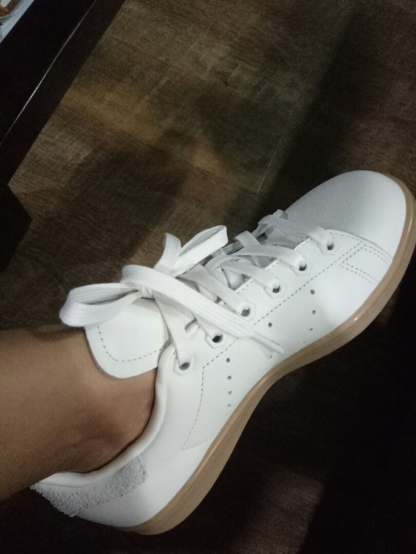 new arrival bed7f 0d476 Adidas Stan Smith for Women, Womens Fashion, Shoes, Sneakers on Carousell