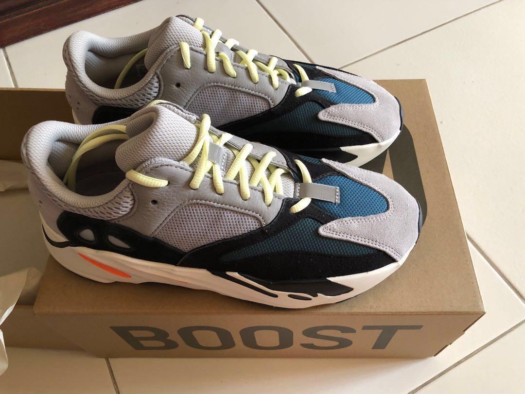 timeless design 466bb 1eba7 Adidas Yeezy Boost 700 US 9, Men's Fashion, Footwear ...