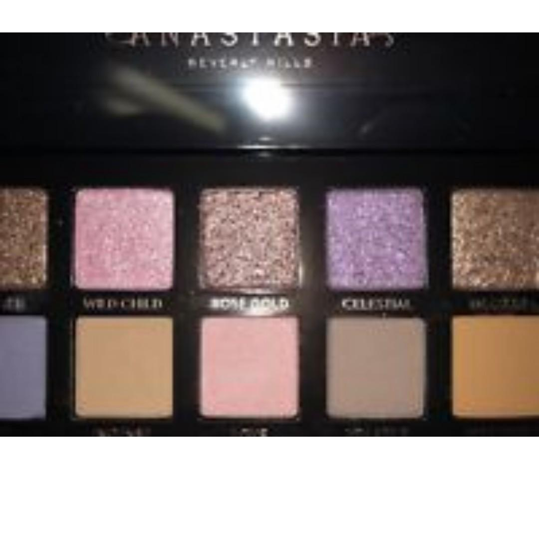 Anastasia Beverly Hills Norvina Palette Brand New & Authentic Jeffree Star Approved! [NO SWAPS, PRICE IS FIRM] FREE POST AUSTRALIA WIDE