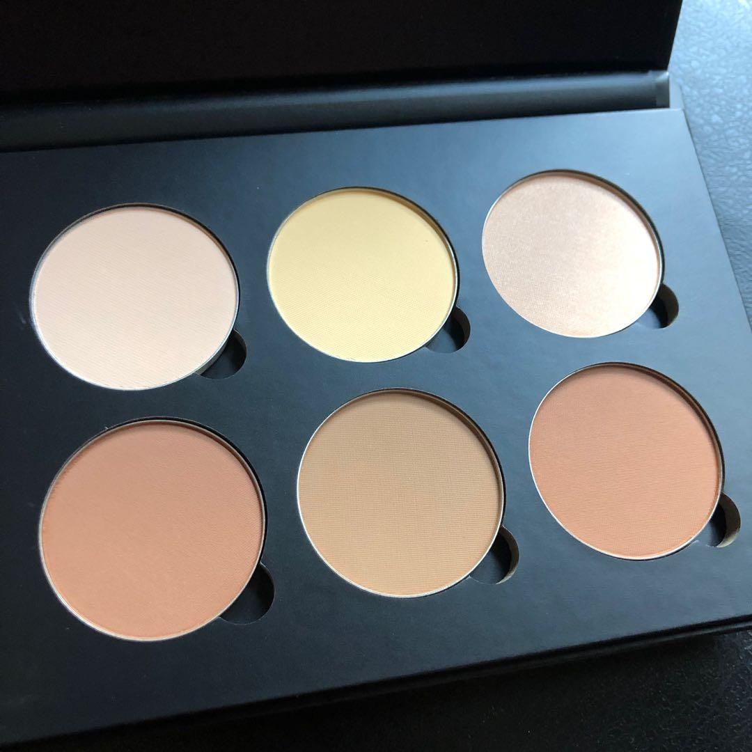 Anastasia beverly hills powder contour kit LIGHT TO MEDIUM