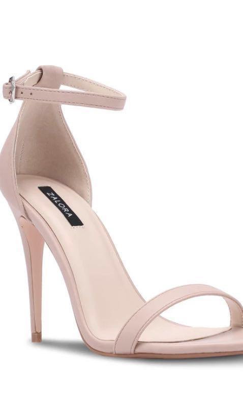 c571e9dc266 Ankle Strap High Heels Zalora Sandals