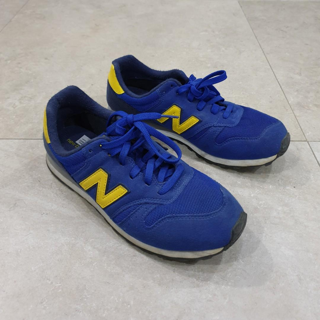 Authentic New Balance 373 Mens sneakers size US 8.5 (royal blue ...