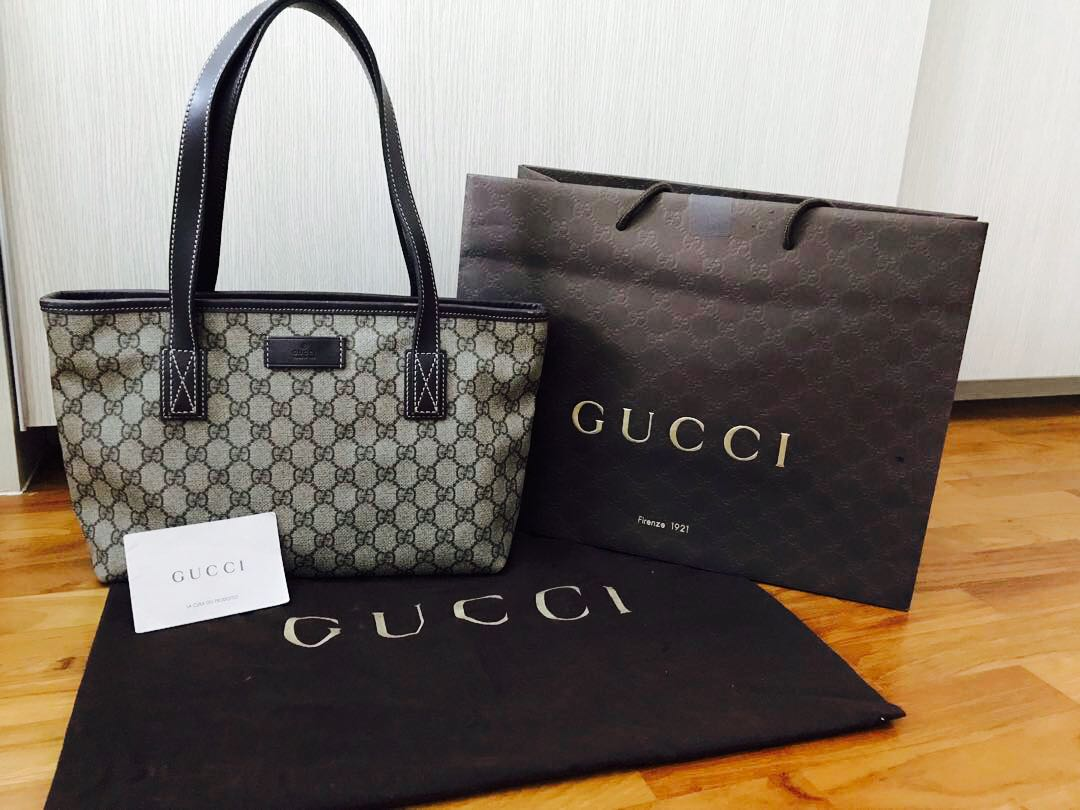 ad7702636 Authentic preloved Gucci bag, Women's Fashion, Bags & Wallets ...