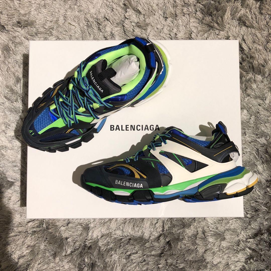 Balenciaga Track Size 41, Men's Fashion