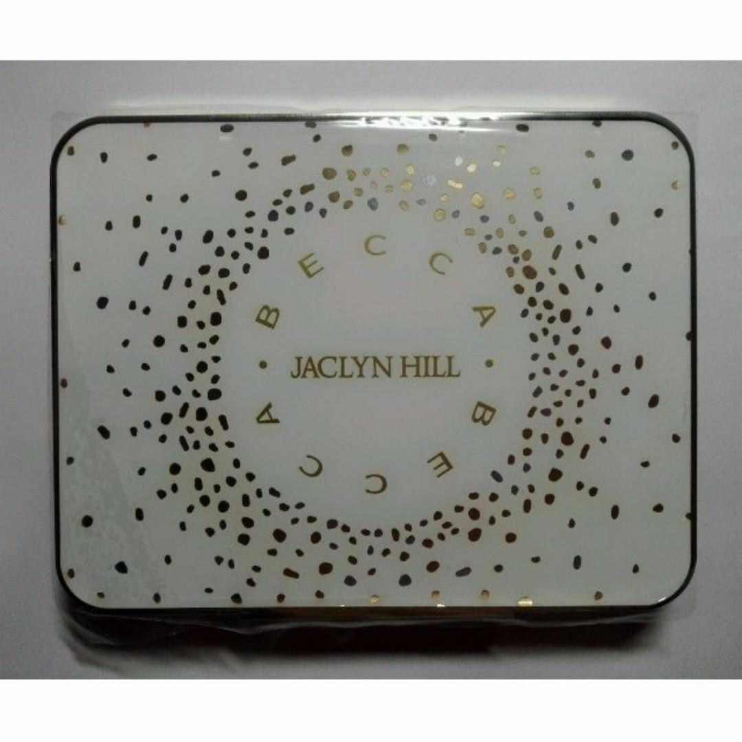 BECCA x JACLYN HILL CHAMPAGNE COLLECTION FACE PALETTE LTD ED HIGHLIGHTER BLUSH BRAND NEW & AUTHENTIC (PRICE IS FIRM, NO SWAPS)