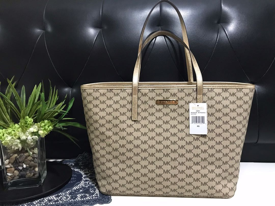 46da28f99cbb83 Brand new and Authentic MK Michael Kors Tote bag, Women's Fashion ...