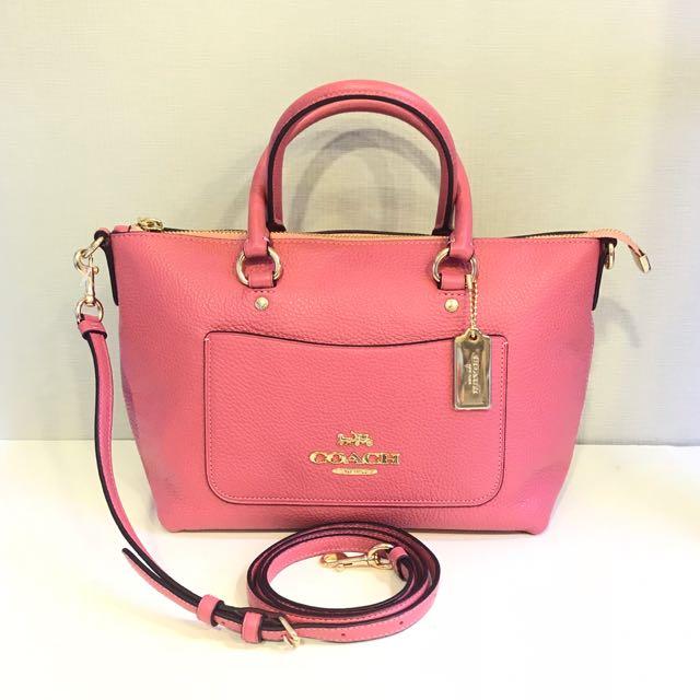 842d1beb0474 Brand New Coach Handbag With Sling