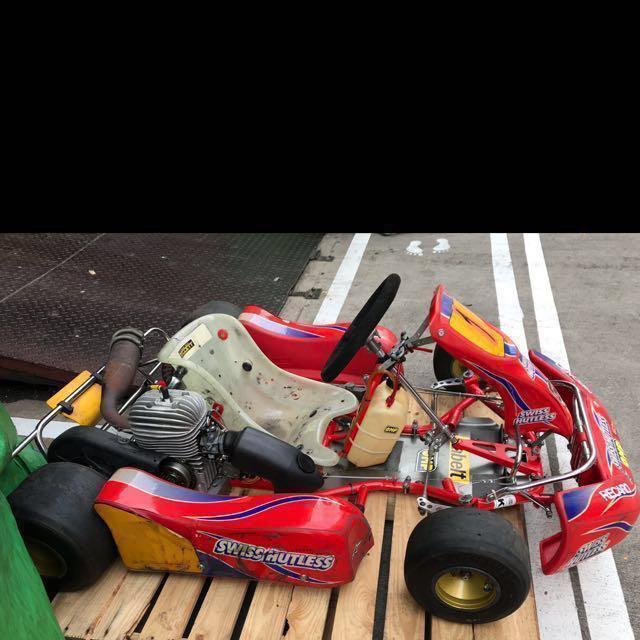 Cadet Go Kart 60cc