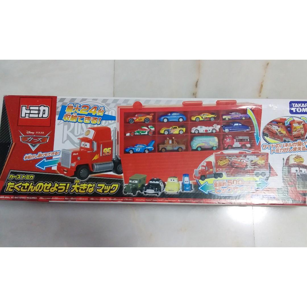 Tomica Cars Mack Super-liner, Toys & Games, Bricks