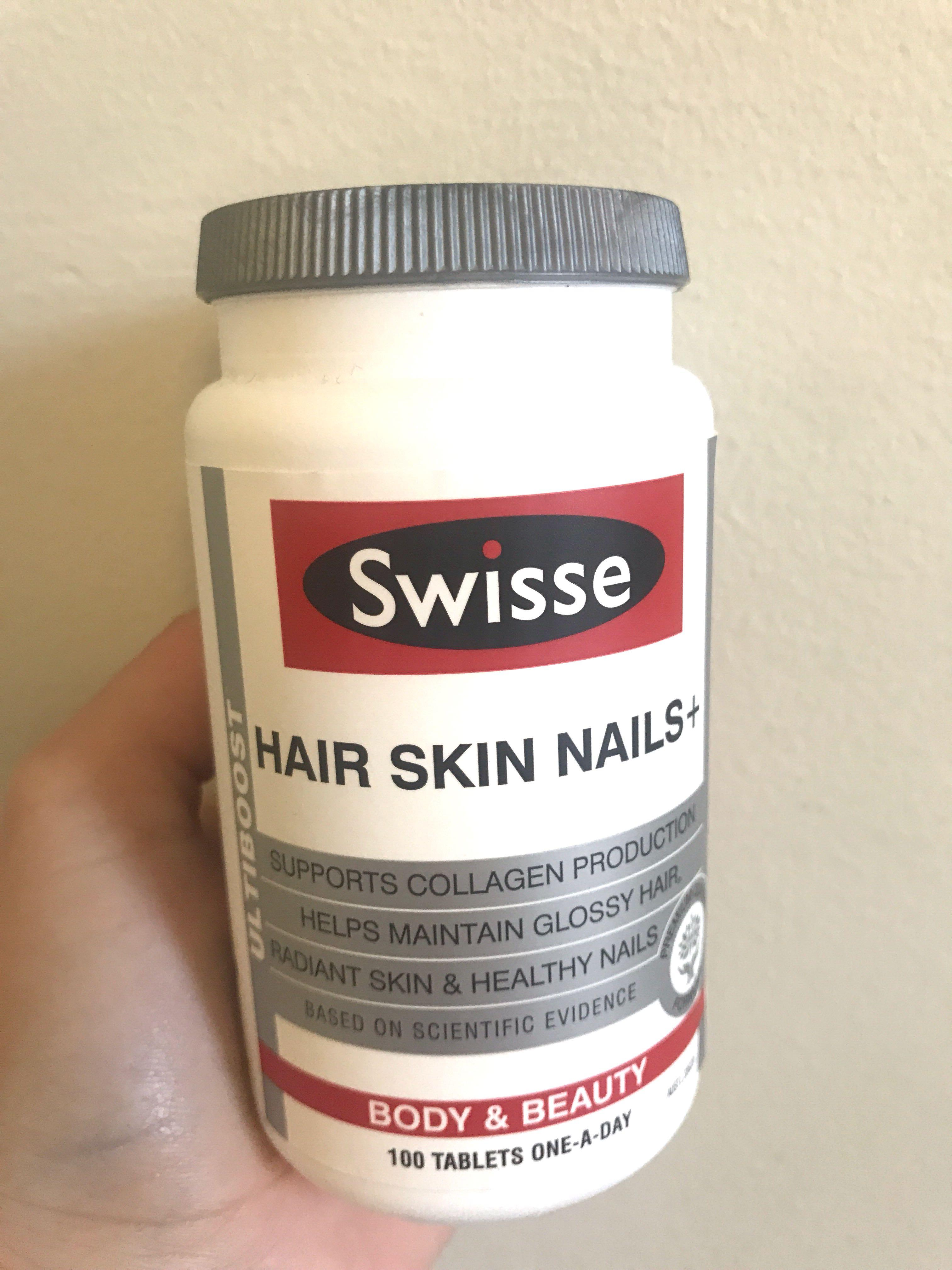 Collagen for hair skin nails