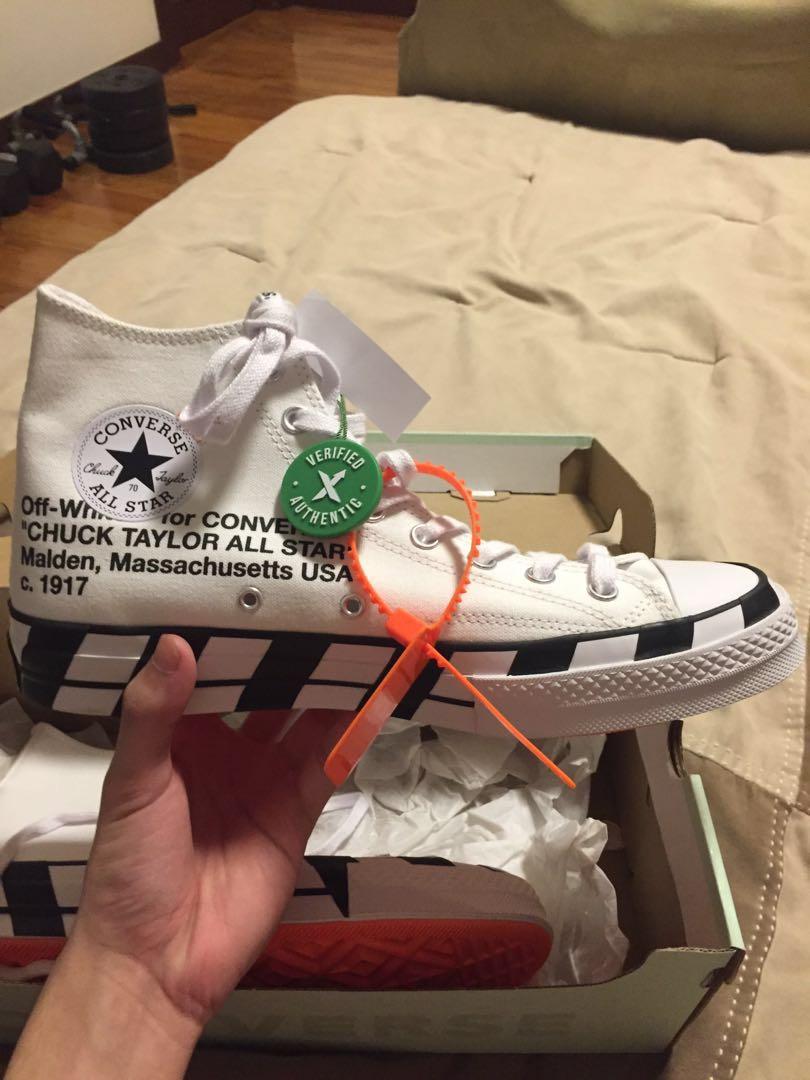 18e06adc2ba704 Converse Chuck Taylor All-Star 70s Hi Off-White