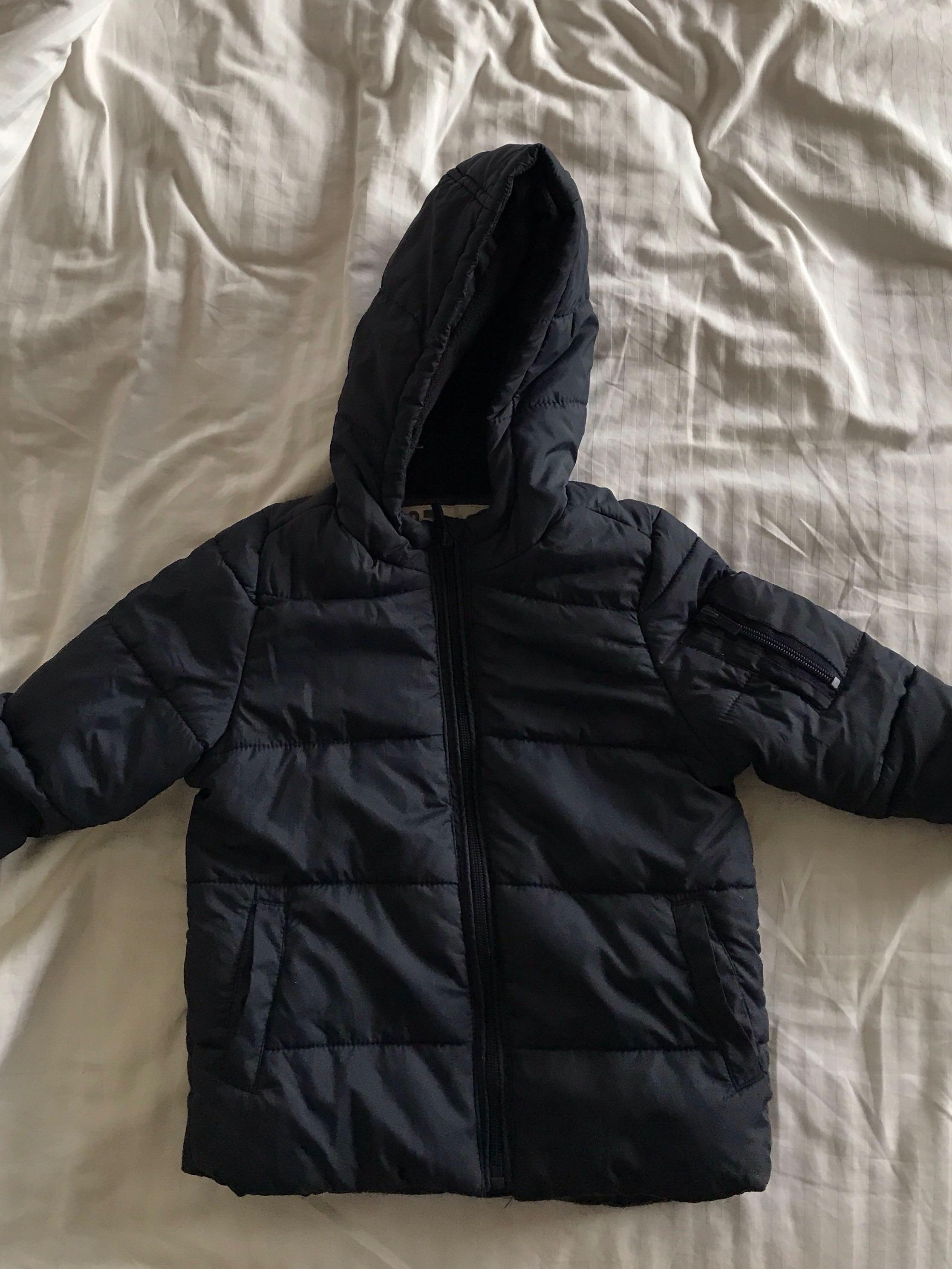 4ba0fd09fef3 Cotton On Winter jacket kids size 1 2 excellent condition