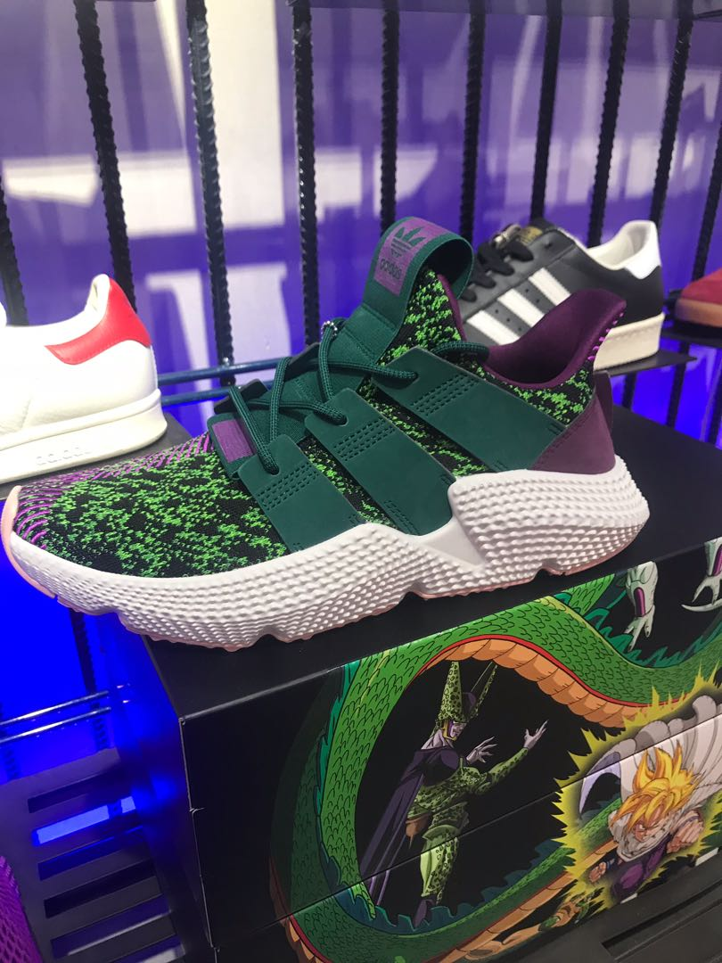"""352bead2af7e Dragon Ball Z x adidas Prophere """"Cell"""""""