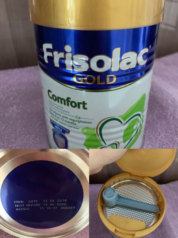 Frisolac Gold Comfort Milk Babies Kids Nursing Feeding On