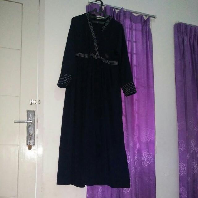 Free Ongkir Jabodetabek Gamis Wolfis Umbrella Women S Fashion