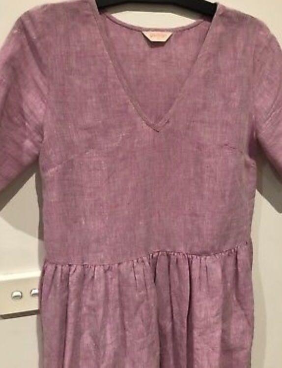 Gorman linen dress size 6