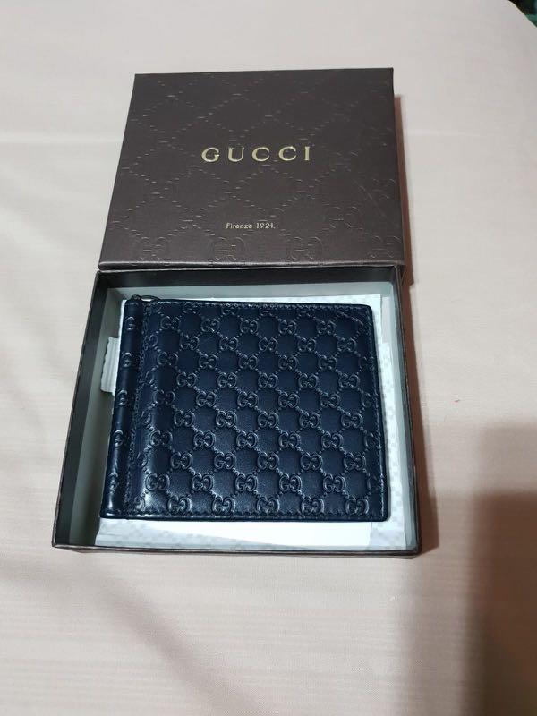 0a4a6ec6dc40d Gucci Money clip  men s wallet