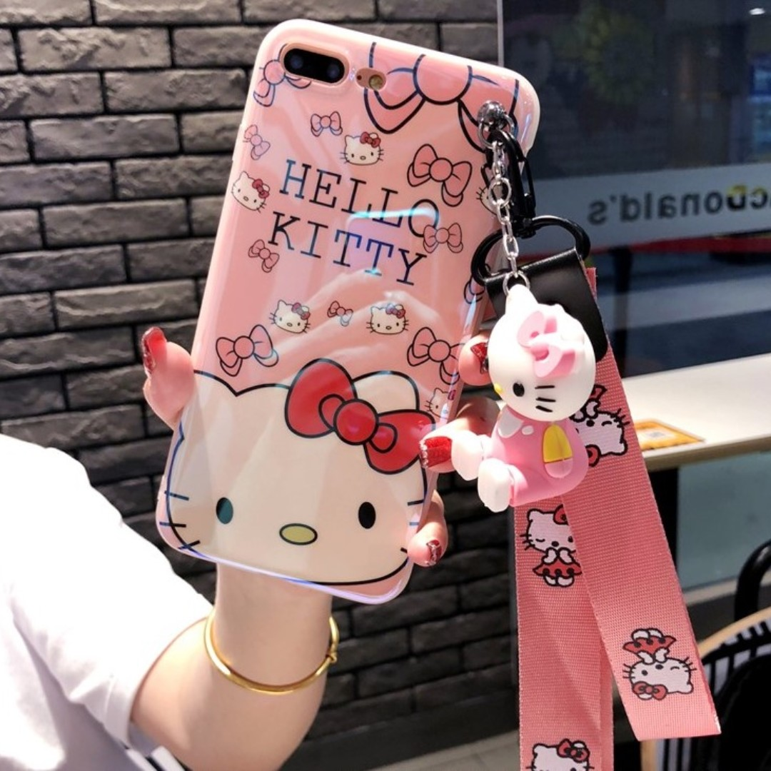 low priced e0928 bc977 HELLO KITTY IPHONE CASE (B)
