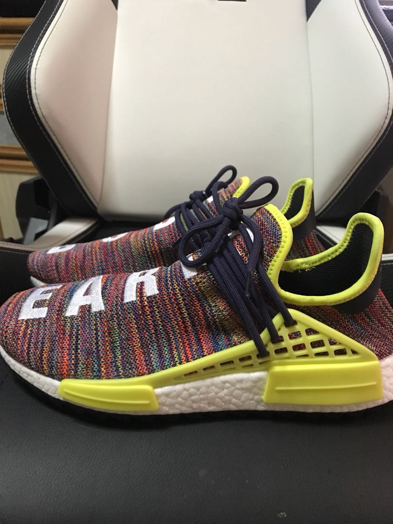 7c148091395b8 Human Race Multicolor HU x Pharrell williams US 10