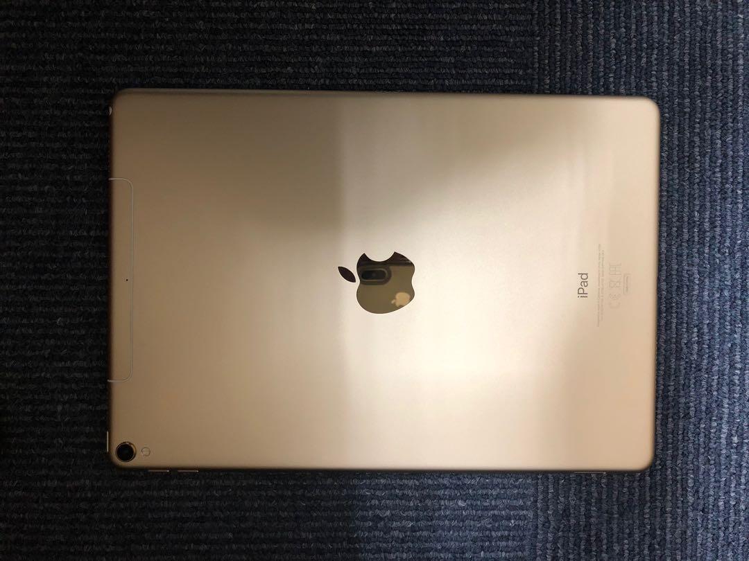 Ipad Pro 105 64gb Wifi Cell Gold Telepon Seluler Tablet 97 Inch 256gb Cellular 4g Lte New Garansi 1 Tahun Di Carousell