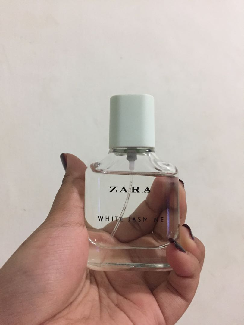 Jual Preloved Zara White Jasmine Eau De Parfum Health Beauty