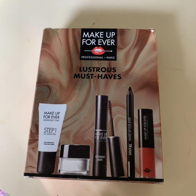 Makeup Forever Must Haves Saubhaya