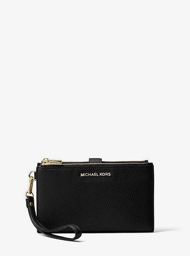 e8b70b21c052 Michael Kors Adele Leather Smartphone Wallet