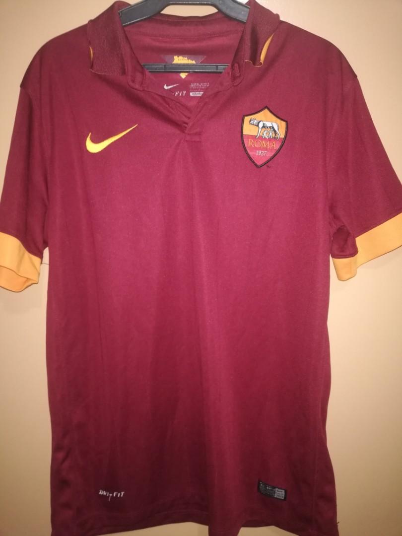Nike Jersey Football AS Roma f965543d9