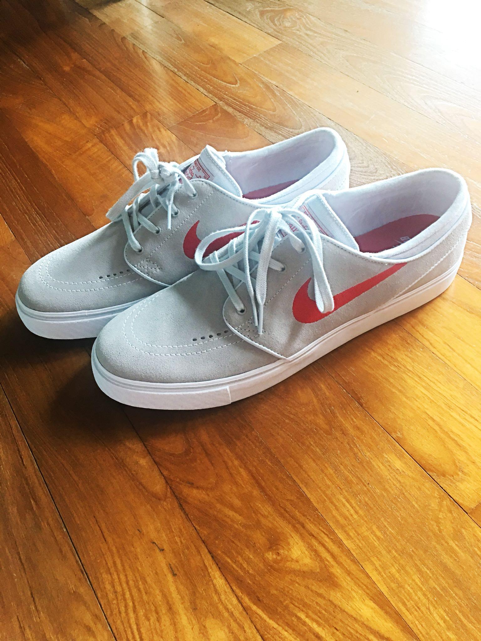 sports shoes 14a0a bd574 Nike zoom Stefan janoski, Men s Fashion, Footwear, Sneakers on Carousell