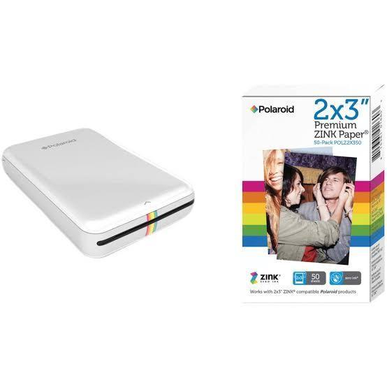 Polaroid ZIP Mobile Instant Printer RRP $199 BRAND NEW