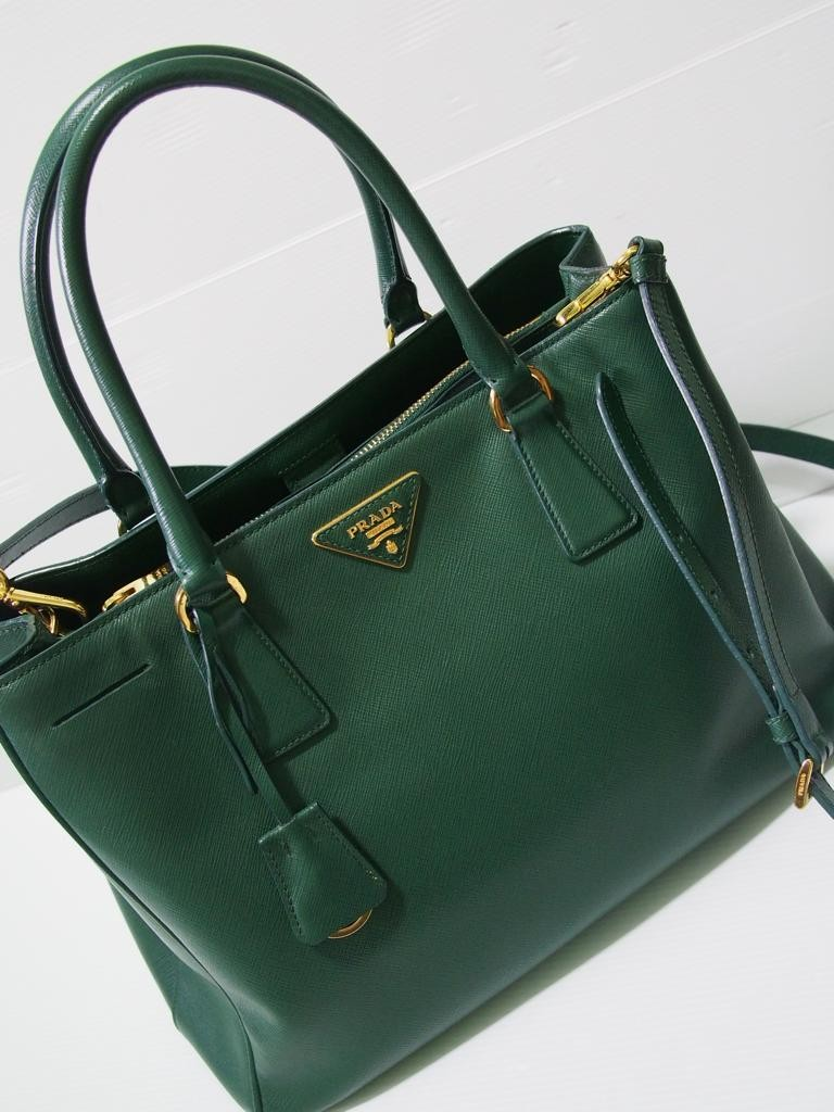 16c21249f0d9 Prada Saffiano Lux Tote Bag model BN1874