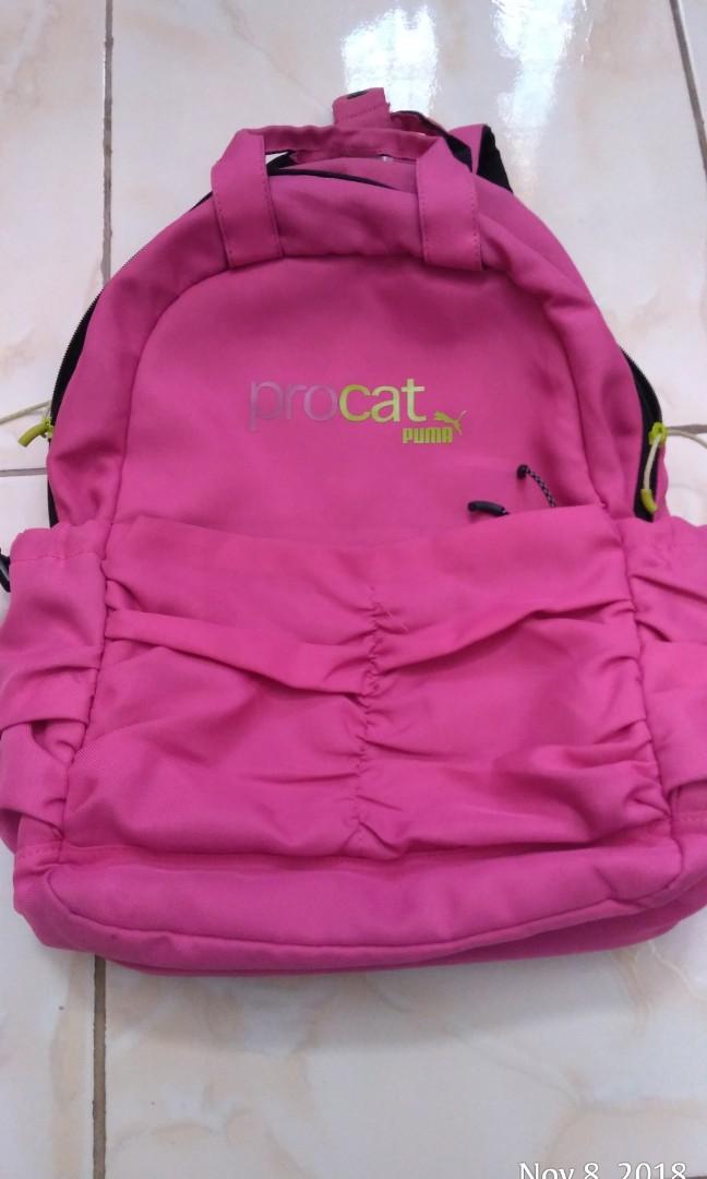 93cc7dc274 Puma ProCat Backpack