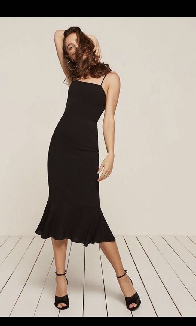 6437f9d19d0 Reformation Moxie dress