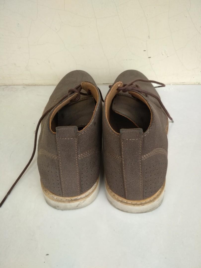 Sepatu Chukka Boots Pria Bata 90b54b0e13