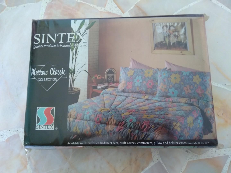SINTEX Quilt cover (queen size)