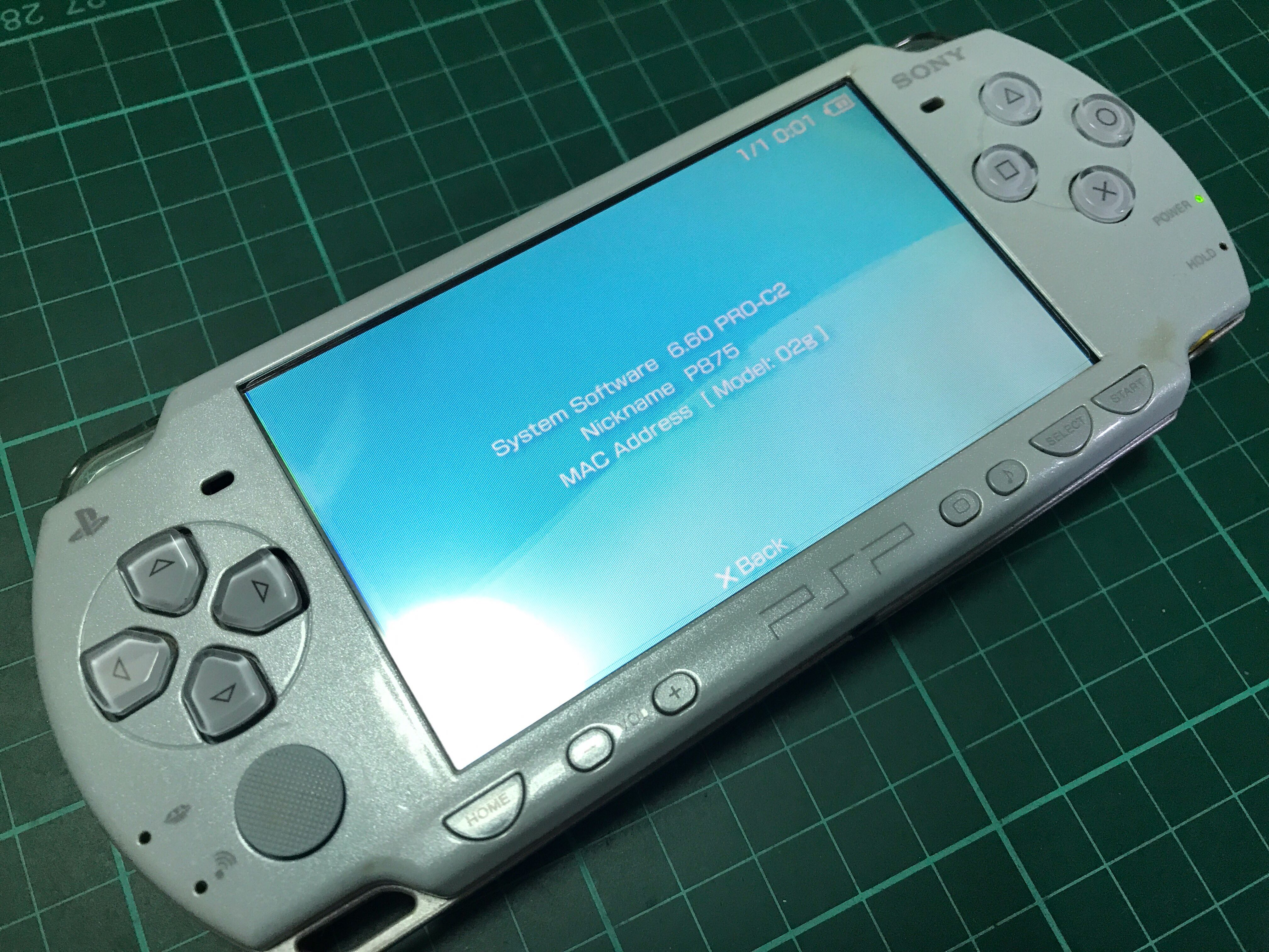 Sony Psp 2000 Slim Felicia Blue