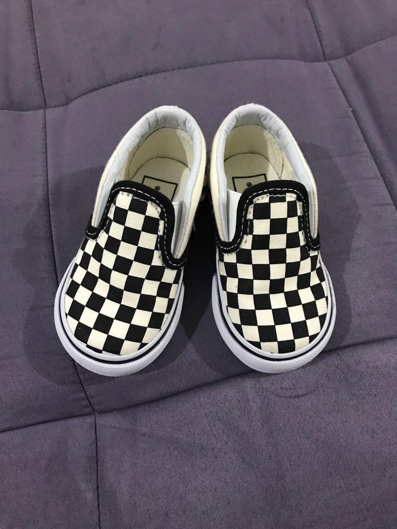 de009842d1bed6 Vans Checkerboard Slip On
