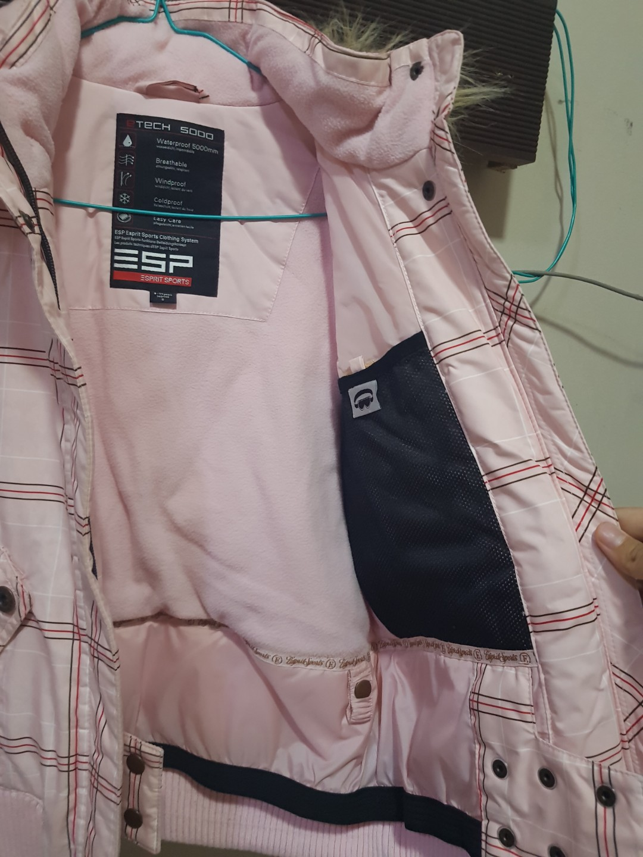 Winter Jacket / Jaket Musim Dingin Anak Bulu Angsa
