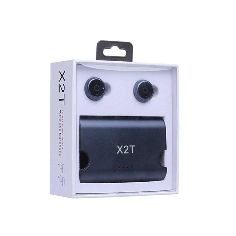 X2T Mini Wireless Twins Headset with Magnetic Charging Case